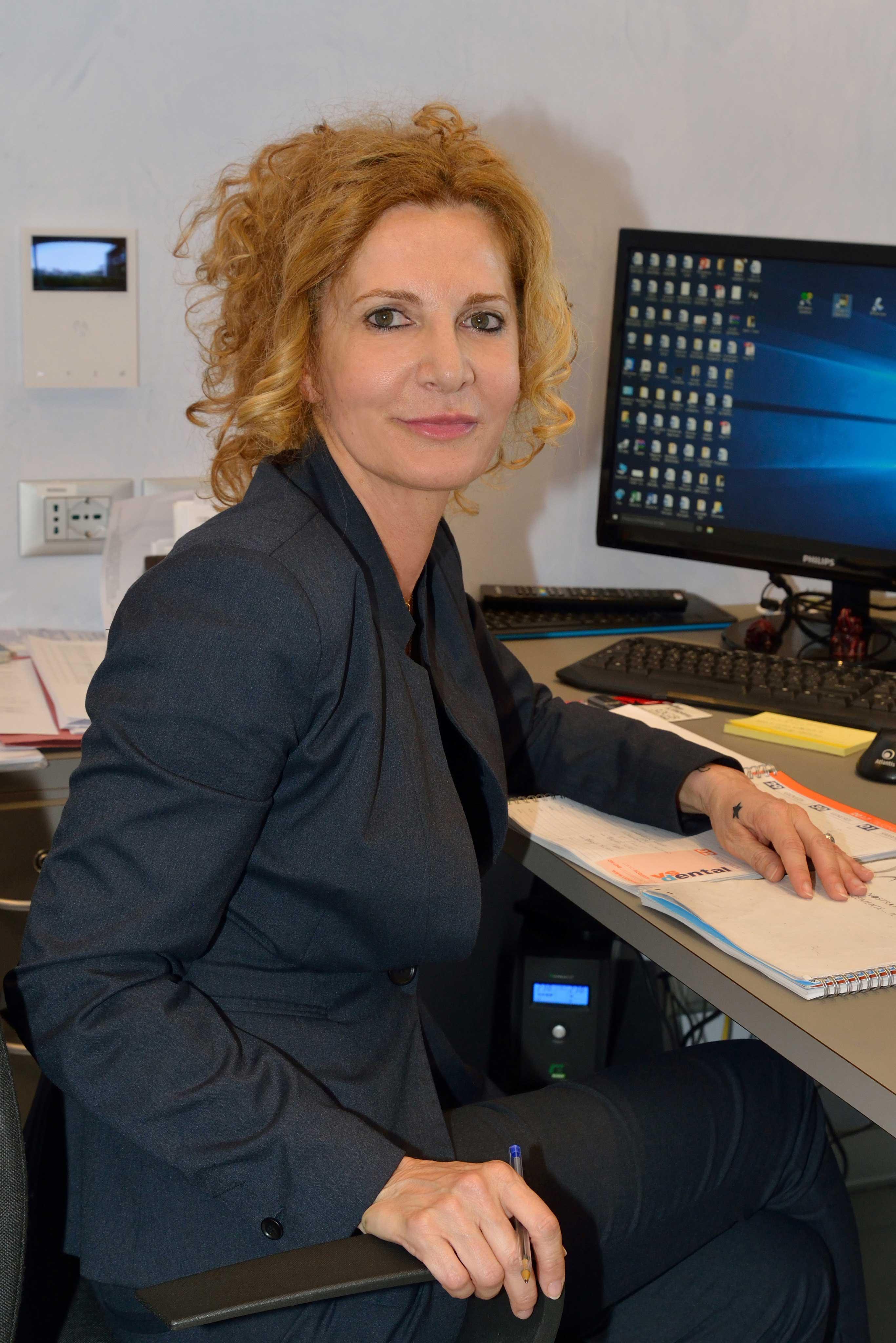 Lucia Guarnieri segretari amministrativa
